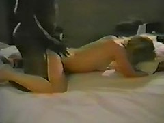 Hard classic cuckold sex with my housewife suffering from BBC